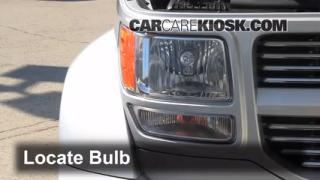 Parking Light Change 2007-2011 Dodge Nitro