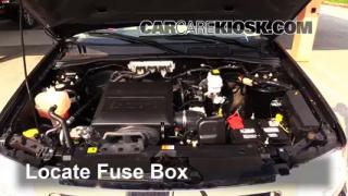 2011 Ford Escape XLT 3.0L V6 FlexFuel Fuse (Engine) Replace