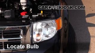 2011 Ford Escape XLT 3.0L V6 FlexFuel Lights Daytime Running Light (replace bulb)