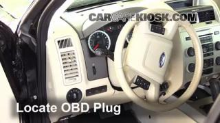 Interior Fuse Box Loca...2009 Ford Escape Xlt Battery Light Stays On