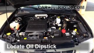 2011 Ford Escape XLT 3.0L V6 FlexFuel Fluid Leaks Oil (fix leaks)