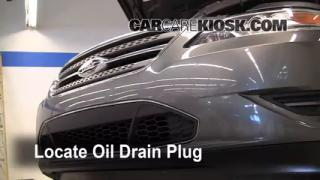 Oil & Filter Change Ford Taurus (2010-2014)