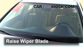 Front Wiper Blade Change Honda Accord (2008-2012)