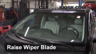 2011 Honda Odyssey EX-L 3.5L V6 Windshield Wiper Blade (Front) Replace Wiper Blades