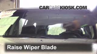 2011 Honda Pilot EX-L 3.5L V6 Windshield Wiper Blade (Front) Replace Wiper Blades