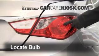 Brake Light Change 2011-2015 Hyundai Sonata
