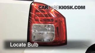 Rear Turn Signal Replacement Dodge Caliber (2007-2012)