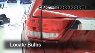 Tail Light Change 2011-2014 Jeep Grand Cherokee