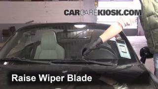 2011 Mazda MX-5 Miata Grand Touring 2.0L 4 Cyl. Windshield Wiper Blade (Front) Replace Wiper Blades