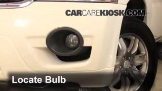 2011 Mitsubishi Endeavor LS 3.8L V6 Lights Fog Light (replace bulb)