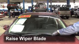 2011 Nissan Altima SR 3.5L V6 Sedan Windshield Wiper Blade (Front) Replace Wiper Blades