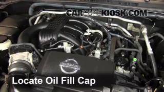 Transmission Fluid Level Check Nissan Xterra 2005 2015