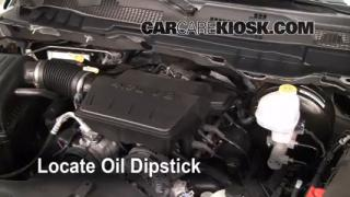 2011 Ram 1500 SLT 4.7L V8 FlexFuel Crew Cab Pickup Oil Fix Leaks
