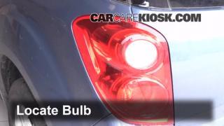 Tail Light Change 2010-2014 Chevrolet Equinox