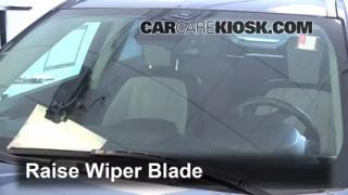 2012 Chevrolet Equinox LT 2.4L 4 Cyl. FlexFuel Windshield Wiper Blade (Front) Replace Wiper Blades