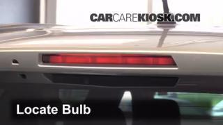 2012 Chevrolet Traverse LS 3.6L V6 Lights Center Brake Light (replace bulb)