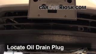 2012 Chevrolet Traverse LS 3.6L V6 Oil Change Oil and Oil Filter