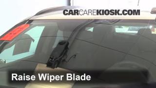 2012 Chevrolet Traverse LS 3.6L V6 Windshield Wiper Blade (Front) Replace Wiper Blades