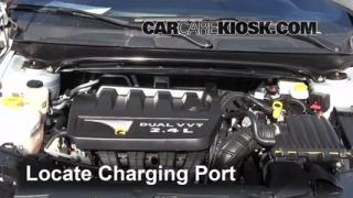 How to Add Freon in a 2008-2014 Dodge Avenger