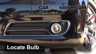 2012 Chrysler 300 Limited 3.6L V6 Lights Fog Light (replace bulb)
