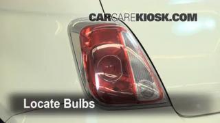 Tail Light Change 2012-2014 Fiat 500