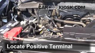 2012 Ford F-150 XLT 5.0L V8 FlexFuel Crew Cab Pickup Battery Jumpstart