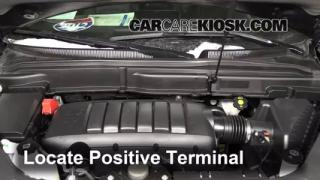 Gmc Acadia Sle L V Fbattery Locate Part on 2007 Saturn Outlook Battery Location