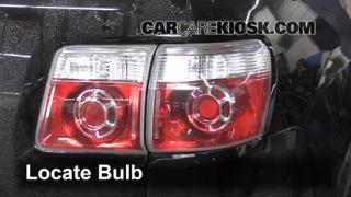 2012 GMC Acadia SLE 3.6L V6 Lights Tail Light (replace bulb)