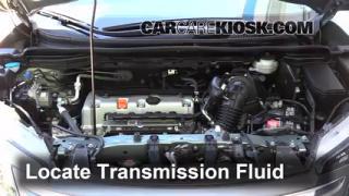 Honda Cr V Ex L L Cyl Ftransmission Fluid Part on Honda Cr V Transmission Dipstick