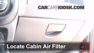 2012 Jeep Patriot Sport 2.0L 4 Cyl. Air Filter (Cabin) Replace