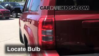 2012 Jeep Patriot Sport 2.0L 4 Cyl. Lights Brake Light (replace bulb)
