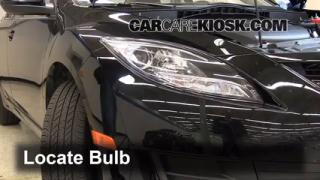 Highbeam (Brights) Change: 2009-2013 Mazda 6