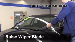 Front Wiper Blade Change Mazda 6 (2009-2013)