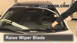 2012 Mitsubishi Eclipse GS Sport 2.4L 4 Cyl. Windshield Wiper Blade (Front) Replace Wiper Blades