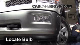 2012 Ram 1500 SLT 5.7L V8 Crew Cab Pickup Lights Fog Light (replace bulb)