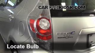 Tail Light Change 2012-2015 Toyota Prius C