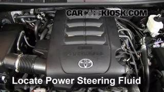 Power Steering Leak Fix: 2008-2016 Toyota Sequoia
