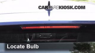 2012 Volkswagen GTI 2.0L 4 Cyl. Turbo Hatchback (2 Door) Lights Center Brake Light (replace bulb)
