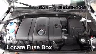 2012 Volkswagen Passat S 2.5L 5 Cyl. Sedan (4 Door) Fuse (Engine) Replace