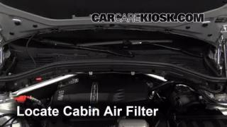 2013 BMW X3 xDrive28i 2.0L 4 Cyl. Turbo%2FAir Filter Cabin Part 1 replace a fuse 2011 2016 bmw x3 2013 bmw x3 xdrive28i 2 0l 4 2014 bmw x3 fuse box location at eliteediting.co