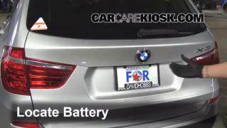 interior fuse box location 2011 2016 bmw x3 2013 bmw x3 battery replacement 2011 2016 bmw x3