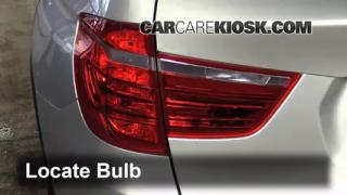 2011 2016 bmw x3 interior fuse check 2013 bmw x3 xdrive28i 2 0l tail light change 2011 2016 bmw x3