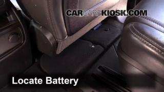 2013 Buick Enclave 3.6L V6 Battery Clean Battery & Terminals