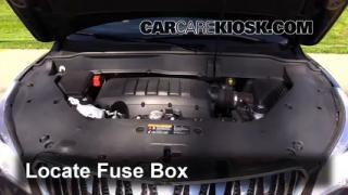 2013 Buick Enclave 3.6L V6%2FFuse Engine Part 1 rear turn signal replacement buick enclave (2013 2016) 2013 2008 buick enclave fuse box location at bakdesigns.co