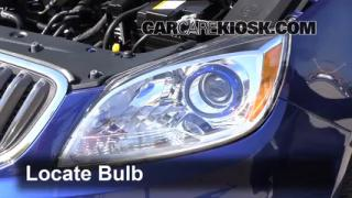 Oil Amp Filter Change Buick Verano 2012 2016 2013 Buick