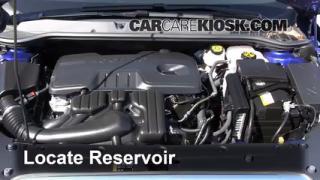 Oil Amp Filter Change Buick Verano 2012 2016 2013 Buick