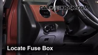 2013 Chevrolet Cruze LT 1.4L 4 Cyl. Turbo%2FFuse Interior Part 1 how to add refrigerant to a 2011 2016 chevrolet cruze 2013  at aneh.co