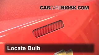 2013 Chevrolet Impala LT 3.6L V6 FlexFuel Lights Center Brake Light (replace bulb)