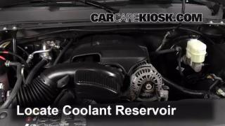 2013 Chevrolet Silverado 1500 LT 5.3L V8 FlexFuel Crew Cab Pickup Coolant (Antifreeze) Flush Coolant