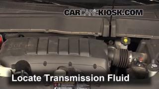2013 Chevrolet Traverse LS 3.6L V6%2FTransmission Fluid Part 1 blown fuse check 2013 2016 chevrolet traverse 2013 chevrolet  at panicattacktreatment.co